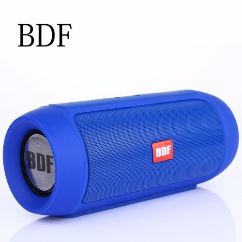 BDF Music Shock Wave Bluetooth Speaker Outdoor Wireless Stereo Hi Fi Portable Speaker Anti Splash 3000mAh