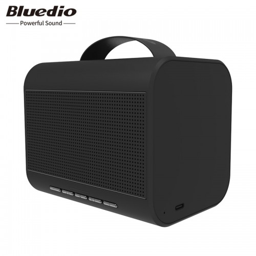Bluedio T Share2 0 Portable Wireless speaker Mini Bluetooth speaker with microphone supported Voice Control loudspeaker