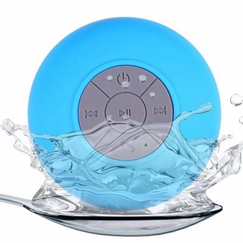 Portable Wireless Bluetooth Speakers Mini Waterproof Shower Speaker for IPhone MP3 Hand Free Car Speaker Bluetooth