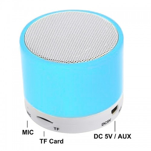 S10 Bluetooth Speaker Support Radio U Disk TF Card DC 5V Universal Mobile Phone Music Mini