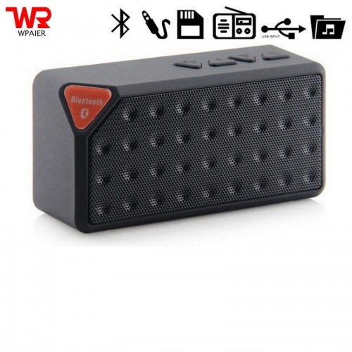 WPAIRE X3 Wireless bluetooth speaker Water Cube portable mini speaker wireless bluetooth audio Universal type support