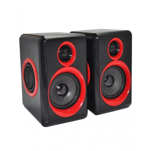 FT-165 New Compact Design Prime USB Multimedia Speaker