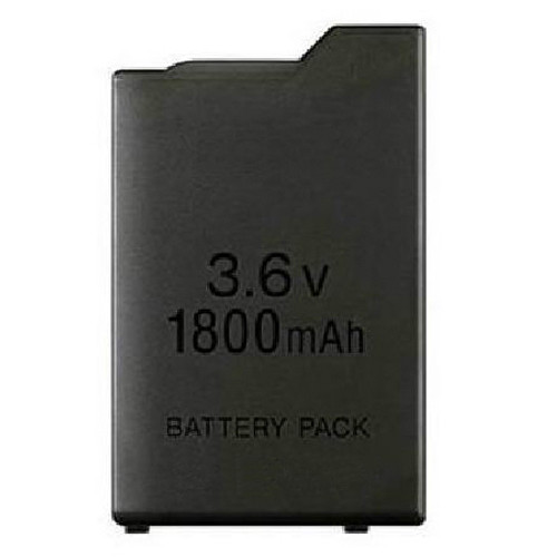 1800mAh Rechargeable Battery Pack Replacement for Sony PSP 1000 Console