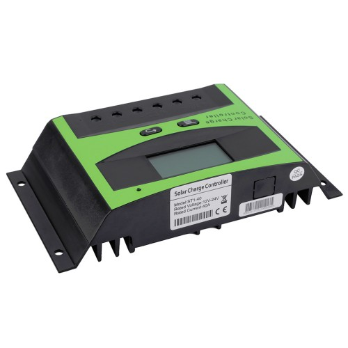 Autoswitch Solar Panel Battery Regulator Charging Controller