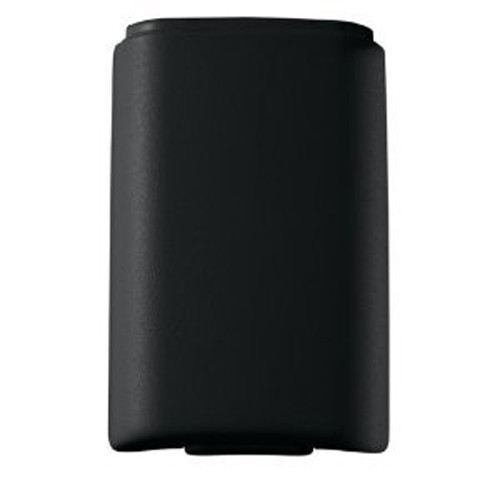 Black Battery Shell Cover Case for Microsoft Xbox 360 Wireless Controller