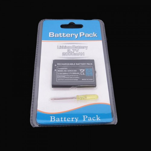 Brand 2000mAh Rechargeable Battery Power Pack Replacement
