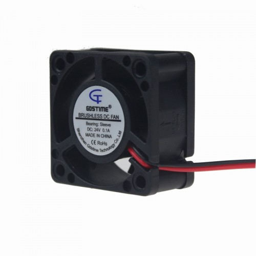 Gdstime Pieces Lot CPU Brushless Cooling Cooler