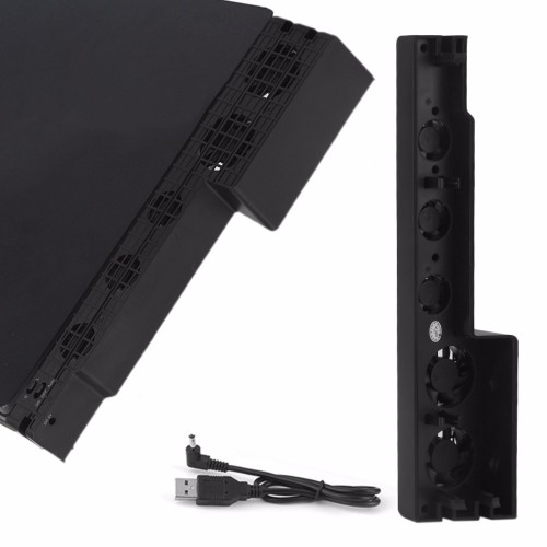 Lightweight Cooling Fan Side Mount Cooling Machine for Sony for Playstation Game
