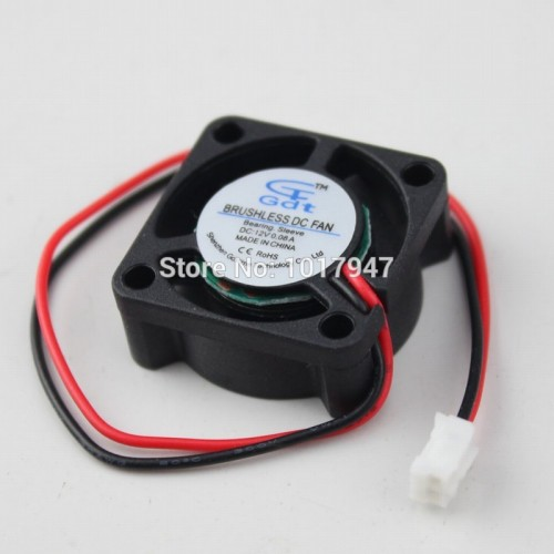 Pieces LOT Gdstime DC Brushless Cooling Fan Ventilation Axial