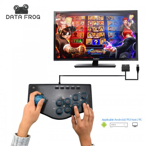 Arcade Joystick Game Joysticks For Compatible For Android Console Plug