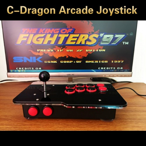 Cdragon  rocker arcade computer game batter board
