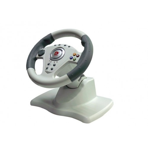 simulation car automobile racing video pc game steering wheel