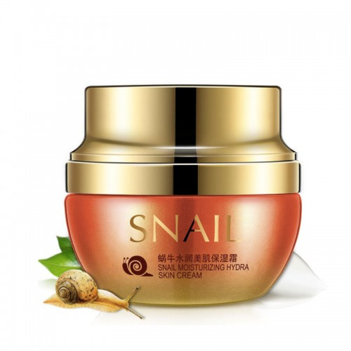 Snail Essence Face Cream Serum 50g Whitening Anti wrinkle Anti Aging Hydrating Moisturizing Facial Creams