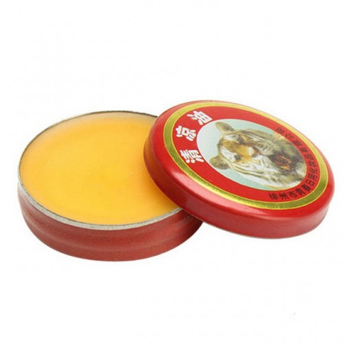 5Pcs Relief Headache Essential Oil Massage to relieve headaches Red Tiger Head Menthol Balm Refreshing free.