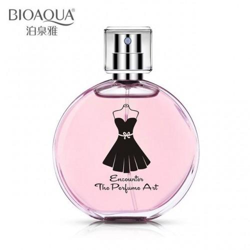 BIOAQUA 30Ml 50Ml Liquid Female Perfumes and Fragrances for Women Spray Scent Perfumes for Women Antiperspirant