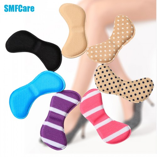 4D Sponge Soft Insole Comfort High Heel Shoe Pad Pain Relief Insert Cushion Pad Anti friction