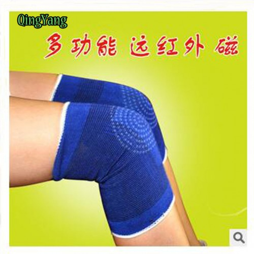 Magnetic Therapy Tourmaline Self heating Kneepad Warm Knee Support Belt Bandage Body Massager Health care