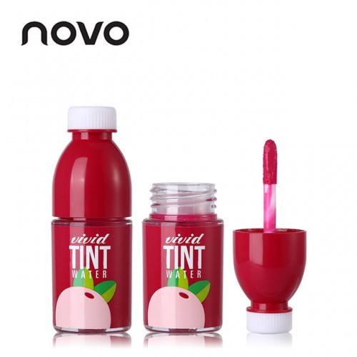NOVO Brand Fruit Liquid Matte Lipstick Waterproof Long Lasting Tattoo Lip Gloss Moisturizing Lip Tint Lipgloss.jpg 640x640