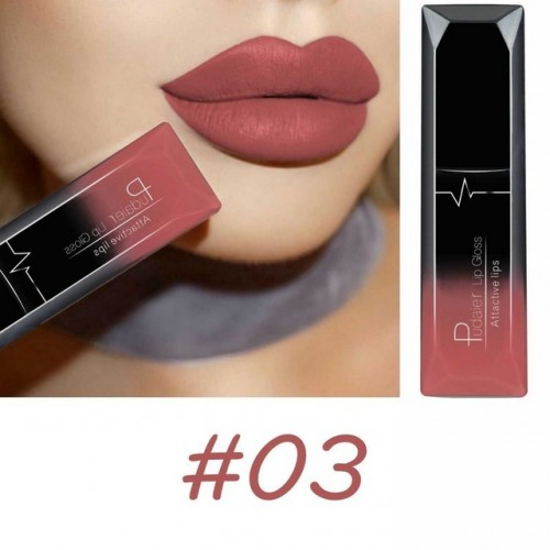 PUDAIER Waterproof Velvet Liquid Lipstick Red Lip Tint 21 Colors Make up Long Lasting maquiagem.jpg 640x640