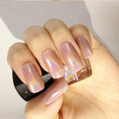 Holographic Holo Glitter Nail Polish