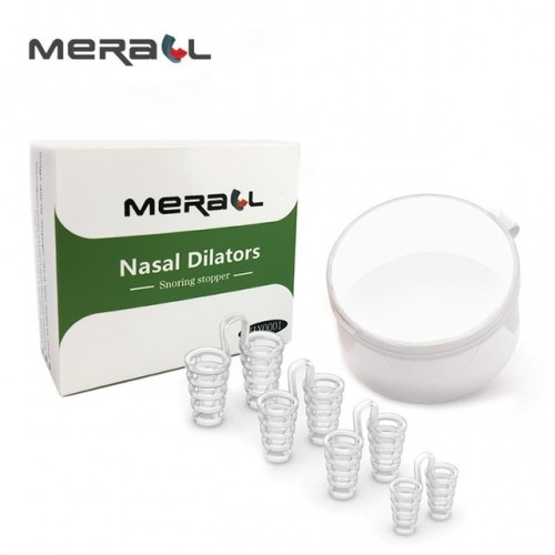 Anti Snore Nose Clip Mini Transparent Nasal Dilator Sleeping Aid Equipment Stop Snoring Breathing Smooth Device