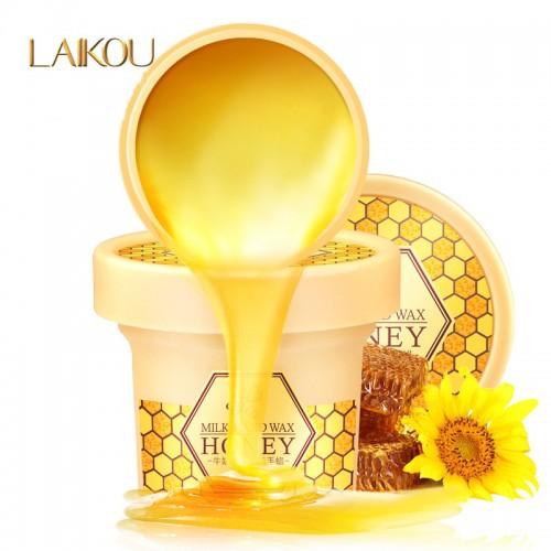 Brands Milk Honey Nourishing Paraffin Wax Hand Mask Moisturizing Whitening Skin Care Exfoliating Calluses Hand Care