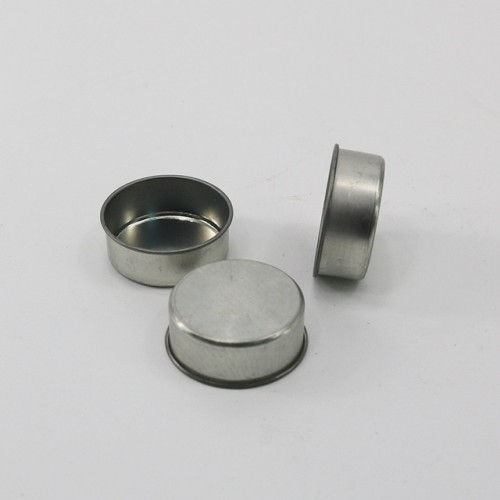 5or10pcs Reusable Stainless Steel Tealight Holder DIY Candle Cup Handmade Tealight Cup Raw Material Iron Metal