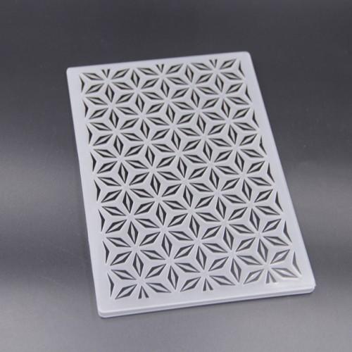 KLJUYP Plastic Embossing Folders for DIY Scrapbooking Paper Craft Card Making Decoration Supplies