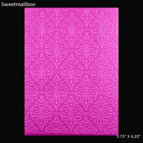 New Traditional flower embossing folder plastic dies scrapbook stencils diy paper card making craft envelop album