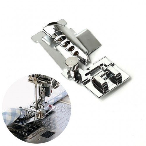 1Pcs Rolled Hem Sewing Machine Foot Useful Cloth Edge Presser Foot For Singer Janome Sewing Domestic