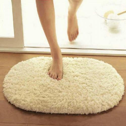 Bathroom Carpets Absorbent Soft Memory Foam Doormat