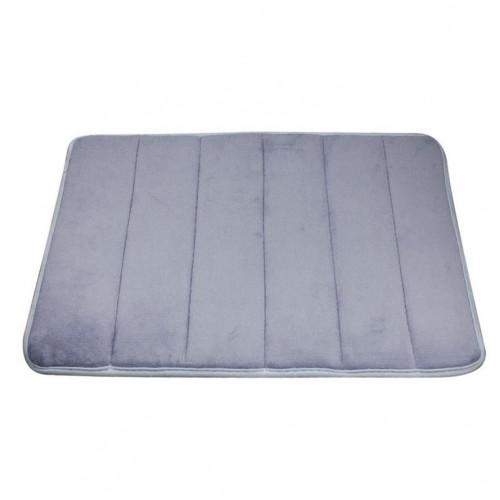 New qualified Rugs Vertical Stripes Memory Foam Bath Mat Carpet Floor Mats dec31