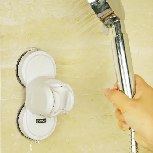 Super Suction Cup Flower Is Apersed Frame Absorption Wall Shower Bracket Angle Adjustable Shower