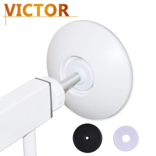 Wall Cups for Baby Gates Door Protection Guard Saver Protects Wall Surface Stairs railing Safety Fit