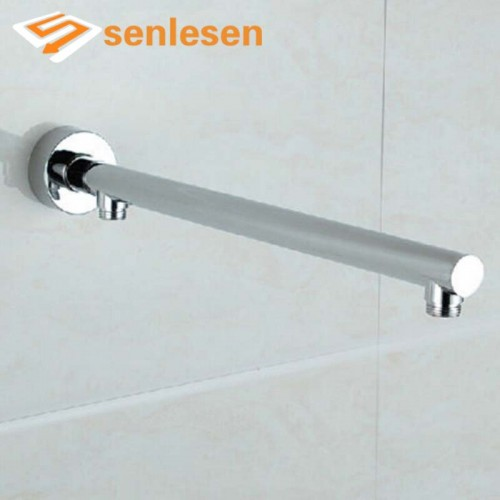 Promotion Wall Mounted Shower Arm Shower Pipe Solid Brass