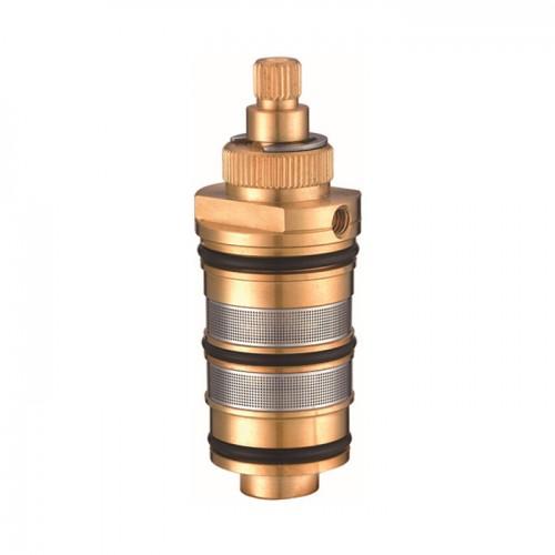 Thermostatic valve faucet cartridge bath mixer tap shower mixing valve Adjust the Mixing Water