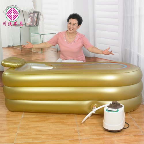 Electric Pump With Timing Steamer Home Sauna Box The New Thickened
