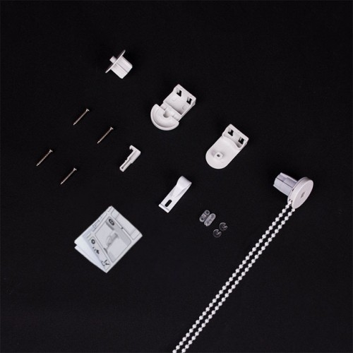 High Quality Easy to install 28mm alum tube Brackets for Roller Blinds Home Window Decoration blinds.