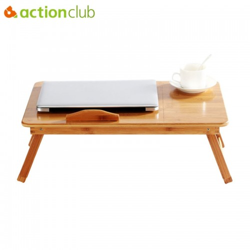 Actionclub Adjustable Computer Stand Laptop Desk Notebook Desk Laptop Table For Bed Sofa Bed Tray Picnic