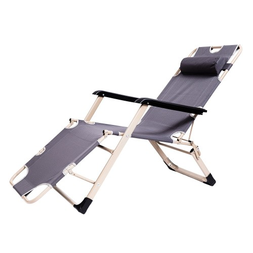 Home office Fishing Chair Metal Modern Beach Chairs Folding bed siesta bed simple siesta couch chair