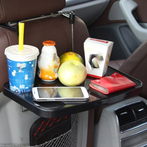 Multifunction Car Vehicle Seat Foldable Car Seat Back PC Mount Tray Table Laptop Notebook Desk Table