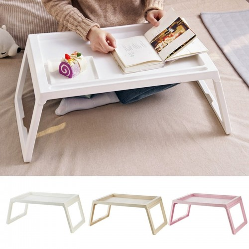 Portable Foldable Folding Laptop Table Notebook Desk Sofa Bed Laptop Table for Eating Studying on Sofa
