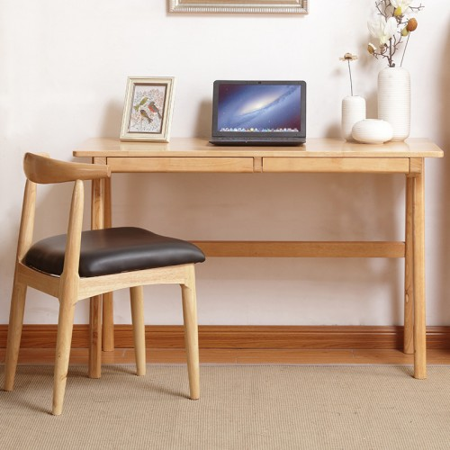 Solid Wood Desk Concise Household Benchtop Computer Table Bedroom Student Desk Modern Northern Europe Desk Study