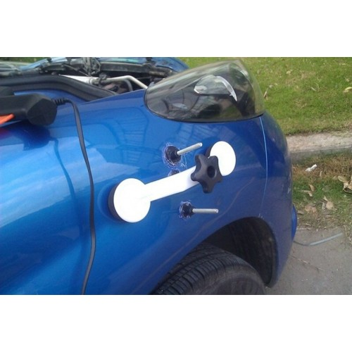 Dents Repair Tool Kit For Car With 220V Hot Melt Gun Car Dents Ferramenta Tool