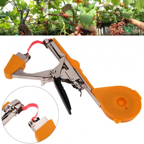 Plant Tying Tapetool Tapener Machine Branch Hand Tying Machine Garden Tool