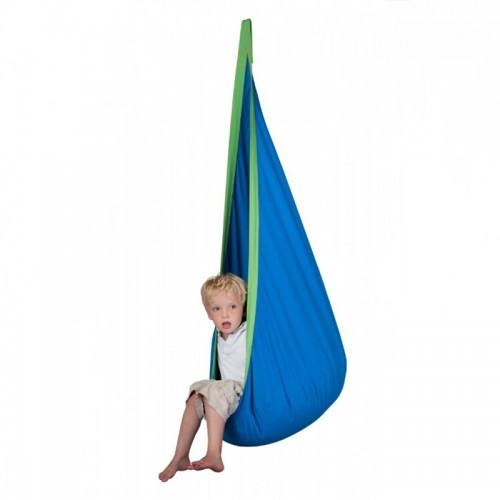 Baby Inflatable Hammock Kids Hanging Chair Indoor Outdoor Child Swing Chair