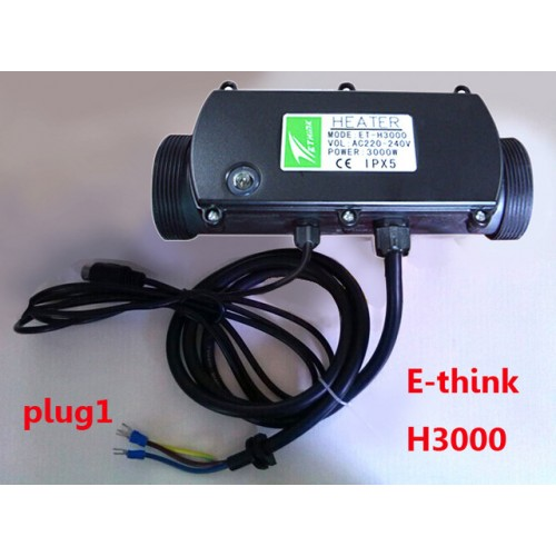 E Think ET Heater and spa hot tub heater Ethink ET improved