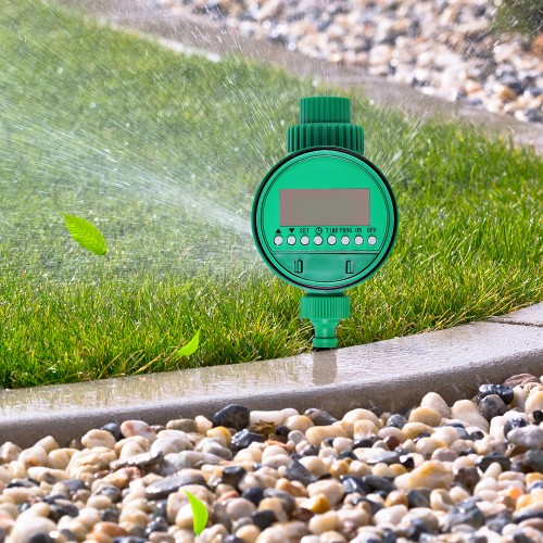 High Quality Water Timer Waterproof Automatic Watering Timer Electronic Garden