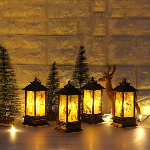 1 pcs Christmas Candle with LED Tea light Candles for Christmas Decoration part home decoration accessories
