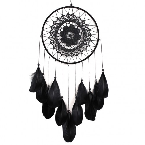 Handmade Dreamcatcher Feather